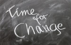 Huishealing, zuivering, tijd voor verandering