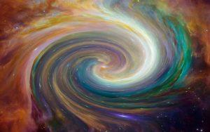 kosmos, ego-loos, kristallijnen zelf