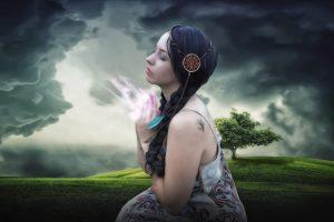 planeet aarde, geestelijke vorm Gaia