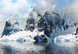 Berg deva, berg natuurelement