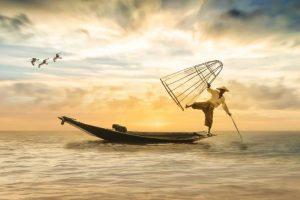 innerlijke rust, balans