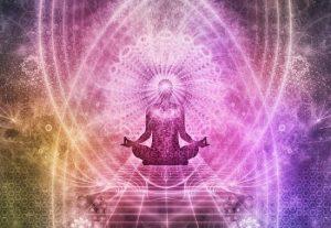 3e oog, mediteren, meerdere dimensies