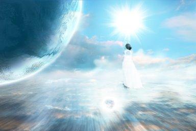 Engel, aarde, zielsdoel