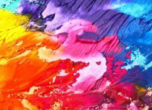 expressie geven, kleuren
