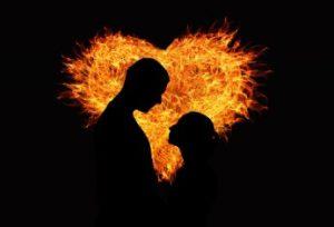 samensmelten innerlijke man en vrouw