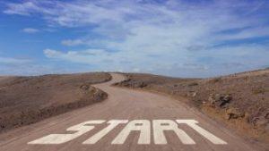 reis, ontwikkeling, start
